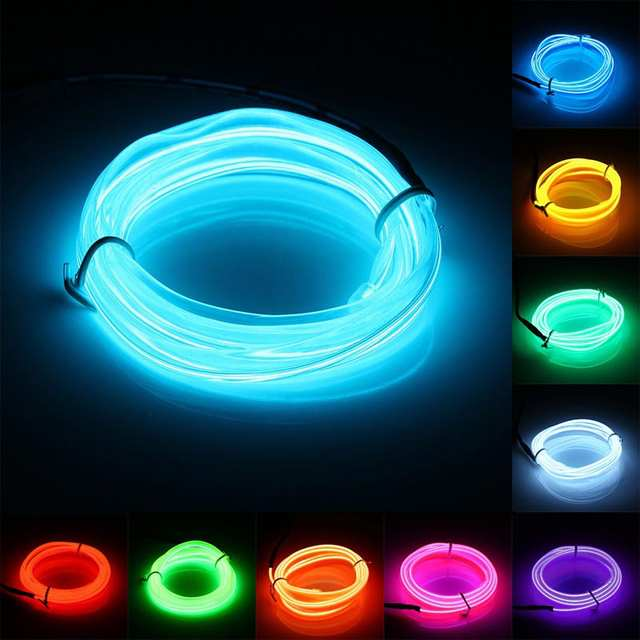 Do You Prefer Neon Lights For Your Car?